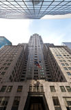 Manhattan buildings, New York City, USA Royalty Free Stock Photo