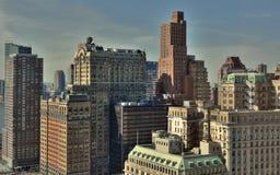 Manhattan céntrica Fotos de archivo