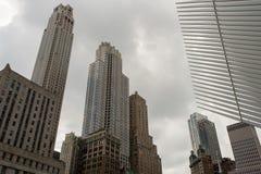 Manhattan, céntrica Foto de archivo