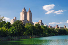 Manhattan Central Park Photo stock