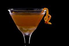 Manhattan cocktail Royalty Free Stock Image