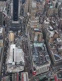 Manhattan de ci-avant Photo stock