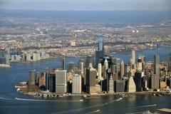Manhattan de ci-avant Photos stock
