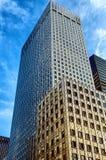 Manhattan drapacz chmur Zdjęcia Stock