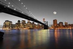 Manhattan du centre Image stock