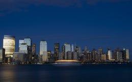 Manhattan du centre Images stock