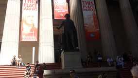 Manhattan du centre New York photo libre de droits