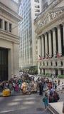 Manhattan du centre New York images libres de droits
