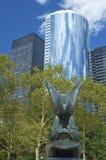 Manhattan Eagle Stock Photo
