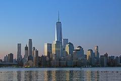 Manhattan Freedom Tower Fotografia de Stock