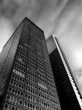 Manhattan Giants Stockfotografie