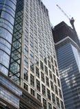Manhattan groeit Stock Afbeeldingen