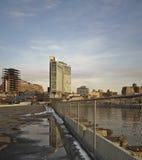 Manhattan-Hotel Stockfotografie