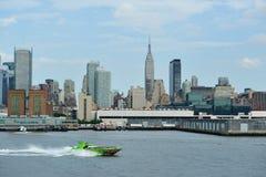 Manhattan-Insel Stockfotos