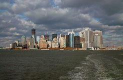 Manhattan Island New York USA Royalty Free Stock Photos