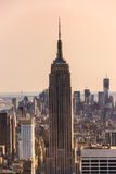 Manhattan Jork nowy miasto, usa zdjęcia royalty free