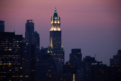 Manhattan, Lang Eiland Royalty-vrije Stock Fotografie