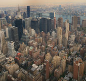 Manhattan-Looking Northeast Stock Photos