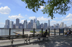 Manhattan Royalty Free Stock Images