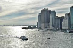 Manhattan. Stock Photo