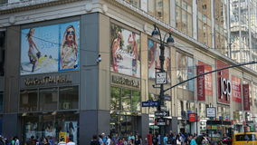 Manhattan Mall, New York City, NY Royalty Free Stock Photography
