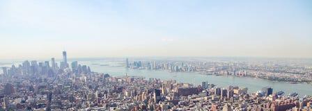 Manhattan, Miasto Nowy Jork, Stany Zjednoczone Zdjęcia Royalty Free