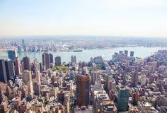 Manhattan, Miasto Nowy Jork, Stany Zjednoczone Fotografia Royalty Free