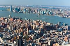 Manhattan, Miasto Nowy Jork. USA. Fotografia Stock