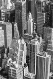 Manhattan, Miasto Nowy Jork. USA. obraz stock