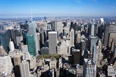 Manhattan Midtown New York City Royalty Free Stock Image