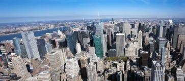 Manhattan Midtown New York City Royalty Free Stock Photo