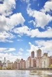 Manhattan Midtown waterfront, New York, USA.  Stock Image