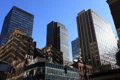 Manhattan in the morning Stock Photo