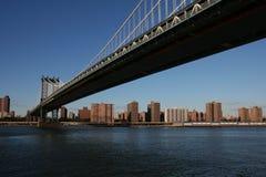 Manhattan most w NYC obraz royalty free