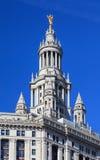 The Manhattan Municipal Building Stock Image