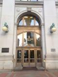 Manhattan Municipal Building. Manhattan Municipal Building in Manhattan, New York, NY Royalty Free Stock Photography
