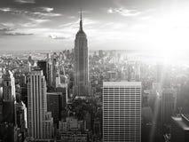 manhattan New York Стоковое Изображение