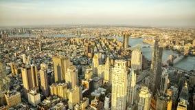 manhattan New York Royaltyfria Foton