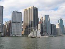manhattan New York стоковое изображение rf