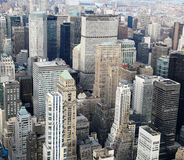 Manhattan new york Royalty Free Stock Image