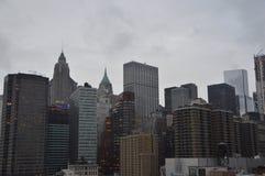 manhattan New York Стоковые Изображения RF