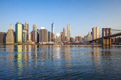 Manhattan, New York Royalty Free Stock Photography