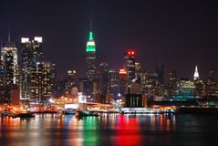 Manhattan, New York City Royalty Free Stock Image