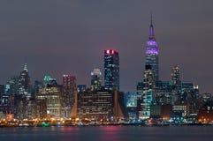 Manhattan, New York City. Royalty Free Stock Images