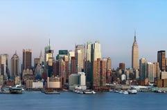 Manhattan, New York City. Stock Photography