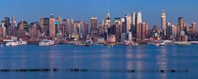 Manhattan, New York City. Royalty Free Stock Image