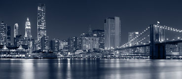 Manhattan, New York City. Royalty Free Stock Photo