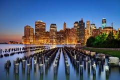 Manhattan, New York City. Stock Photo