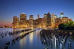 Manhattan, New York City. Stock Images