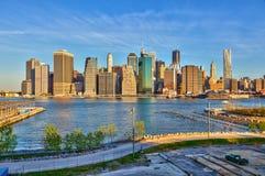 Manhattan, New York City lizenzfreie stockbilder